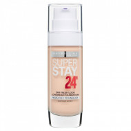 Fond de ten rezistent Maybelline Superstay 24 H, 03 True Ivory
