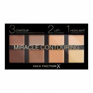 Paleta corectoare, Max Factor, Contouring, 8 culori