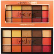 Paleta farduri de pleoape Technic Venus Rising , 15 culori