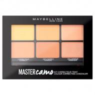 Paleta kit camuflaj imperfectiuni Maybelline New York Master Camo 02 Medium