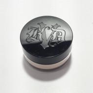 Pudra de fata Kat Von D Lock It Setting Powder Translucent Travel Size