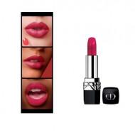 Ruj de buze Dior Rouge Dior 766 Rose Harpers