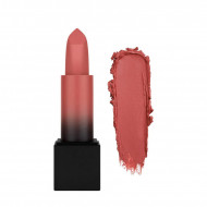 Ruj de buze mat Huda Beauty Power Bullet Matte Lipstick, Nuanta Randezvous