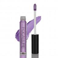Ruj de buze metalic Focallure Lips Matte Metallic, Nuanta 25 Fuchsia Lavender