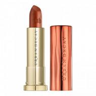 Ruj de buze metalizat Urban Decay Vice Lipstick Nuanta Scorched