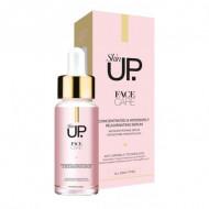 Ser pentru fata Skin Up Face Care Concentrated & Intensively Rejuvenating Serum All Skin Types