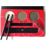 Trusa fard Kit Sprancene Brow Professional Palette
