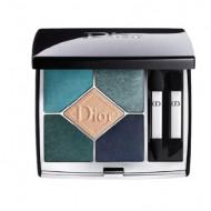 Trusa farduri de pleoape, Dior, 5 Couleurs Couture, Nuanta 279 Denim