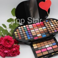 Trusa machiaj 130 farduri make up Miss Rose Brilliant Palette