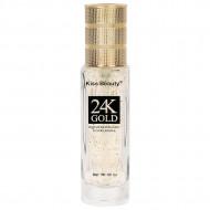 Baza de Machiaj, Kiss Beauty, 24k Gold Luxury Primer, 50 ml