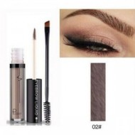 Gel sprancene+ pensula aplicare+ rimel fixare Eyebrow Liquid waterproof
