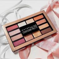 Paleta farduri de pleoape Maybelline Countdown Eyeshadow Palette
