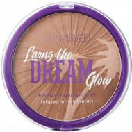Pudra bronzanta iluminatoare Sunkissed Living The Dream Glow Duo