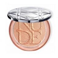 Pudra Iluminatoare Dior DiorSkin Nude Luminizer Sparkling Pigment-Infused, Nuanta 01 Nude Glow
