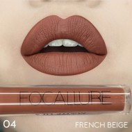 Ruj de buze lichid mat Focallure 47 French Beige