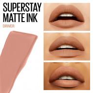 Ruj de buze rezistent la transfer Maybelline Superstay Matte Ink 55 Driver