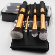 Set 4 pensule machiaj Real Techniques - Core Collection