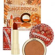Set cadou W7 Gingerbread Beauties Gift Set, 2 produse