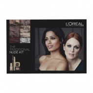 Set machiaj Loreal The Traditional Nude Kit