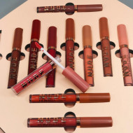 Set Rujuri de Buze Hedy Beauty Nude Mattes Lip Gloss, 12 Nuante