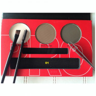Trusa fard Kit Sprancene Brow Professional Palette