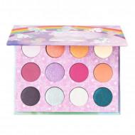 Trusa farduri de ochi Makeup, My Little Pony, 12 culori