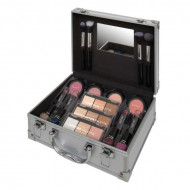 Trusa machiaj Technic London Master Beauty Case Geanta + Cosmetice