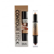 Kiss Beauty Contour Stick, Highlight & Contour Accent, Nuanta B