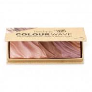 Paleta farduri de ochi si obraz Technic Color Wave
