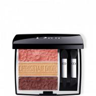 Paleta farduri de pleoape Dior 3 Couleurs Tri(o)blique Pure Glow, Nuanta 643 Pure Petals