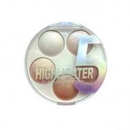 Paleta Iluminatoare Msyaho 5 Highlighter to Perfection, #2