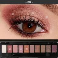 Paleta machiaj 10 farduri de ochi Focallure Eyeshadow 03