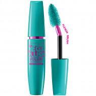 Rimel gene Maybelline The Mega Plush Volum Express Mascara, Negru