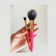 Set pensule machiaj fata si ochi Technic Professional PRO Brush