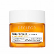 Crema de noapte antioxidanta cu vitamine Decleor Green Mandarin