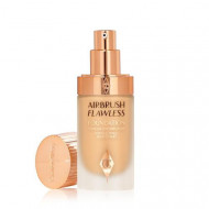 Fond de ten Charlotte Tilbury Airbrush Flawless Foundation 6 Neutral