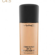 Fond de ten cu acoperire MAC Studio Fix Fluid SPF15 Nuanta C4.5