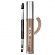 Gel fixare sprancene AIKIMUSE Brow Gel, Nuanta Brunette