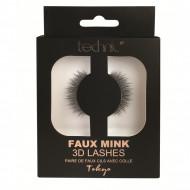 Gene false banda 3D Technic Faux Mink Lashes Tokyo, Adeziv inclus