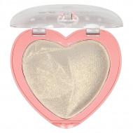 Pudra iluminatoare Kiss Beauty Be Pretty Baked Highlighter, Nuanta #1