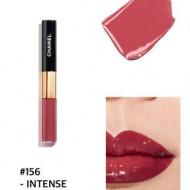Ruj de buze rezistent Chanel Le Rouge Duo Ultra Tenue 156 Intense Rosewood