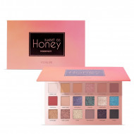 Trusa 18 farduri de pleoape Focallure Sweet As Honey Collection