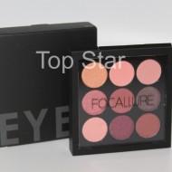 Trusa fard de ochi 9 culori Focalure Eyes Eyashadow 01
