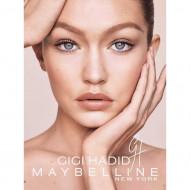 Trusa fard Maybelline x Gigi Hadid Palette in nuante calde