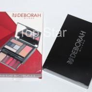 Trusa machiaj farduri Deborah fard,ruj,pudra,bronzer,blush,primer