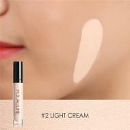 Corector Anticearcan Focallure Concealer Long Lasting 02 Light Cream