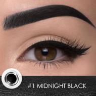 Eyeliner gel Focallure Stay Max Smooth, Negru
