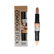 Kiss Beauty Contour Stick, Highlight & Contour Accent, Nuanta A