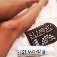 Manusa profesionala pt aplicarea autobronzantului St Moriz Velvet Tanning Mitt