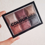 Paleta 6 farduri de ochi Technic Colour Max Treasure Chest
